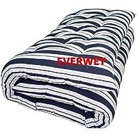 Everwey Enterprise White Washable Cotton Material (3 x 6 Feet) / (36 Inches X 72 Inches) Mattress/Cotton Gadda