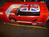 Brand New OFFICIAL MEGA LARGE remote controlled MINI COOPER UNION JACK (EXCLUSIVE) Size 1:6th