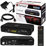 SATELLITEN SAT RECEIVER  HB DIGITAL DVB-S/S2 SET: Hochwertiger...