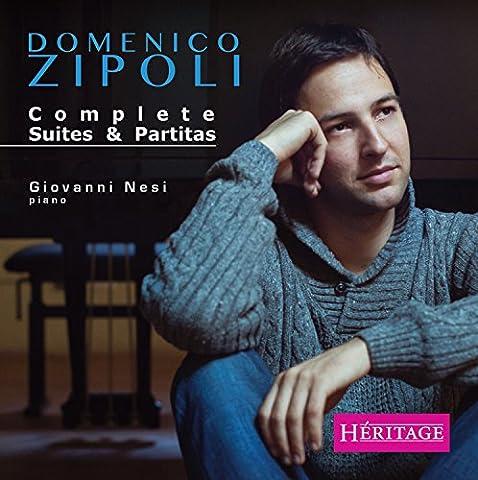 Domenico Zipoli - Domenico Zipoli : Intégrale des suites et