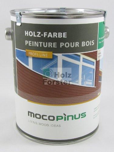 Mocopinus Lignucolor Holzfarbe F-1355 Nussbaum, 2,50 Liter
