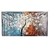 Anself OY-DS036 - Cuadro en lienzo moderno - Primavera - 60 *...
