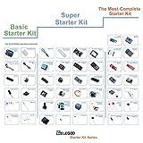 set / kit für arduino - elegoo uno projekt das vollständige ultimate starter kit mit deutsch tutorial, uno r3 mikrocontroller und viel zubehör für arduino uno r3 - 51thWyD 2BjKL - Set / Kit für Arduino – Elegoo UNO Projekt Das Vollständige Ultimate Starter Kit mit Deutsch Tutorial, Uno R3 Mikrocontroller und viel Zubehör für Arduino UNO R3