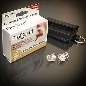 Pro Guard Custom Fit Pro Musician's Ear Plugs