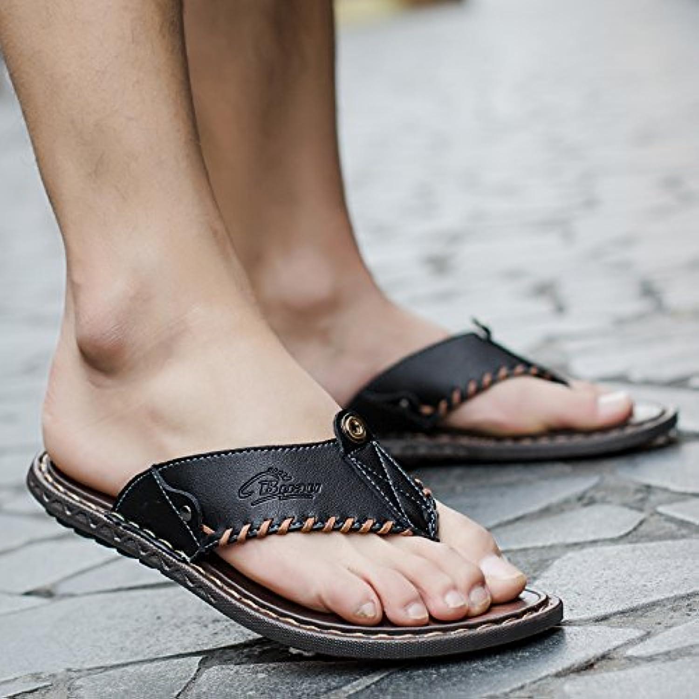 @Sandals Hausschuhe  Mode  Sommer tragen  Flip Flops  Sandaletten  Herren.