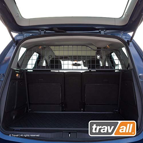Travall® Guard Hundegitter TDG1277 - Maßgeschneidertes Trenngitter in Original Qualität