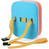 Flotador de espalda para natación Ayuda dividida para flotar 26 cm (El color podría variar)