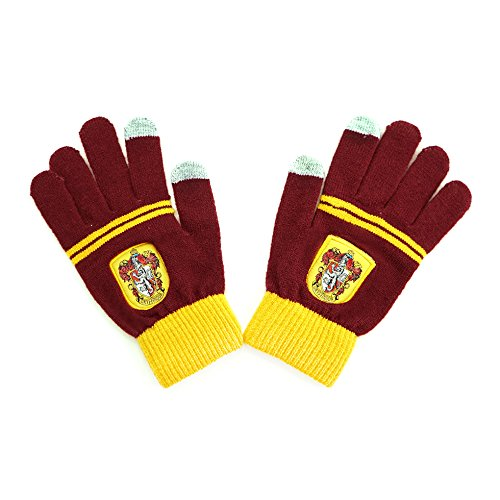 Guantes Gryffindor - Harry Potter