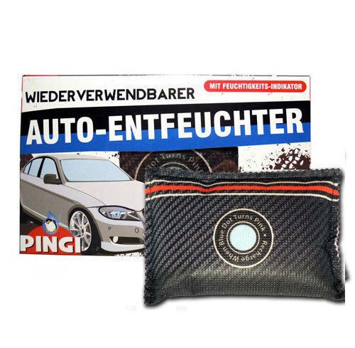 PINGI Auto-Entfeuchter - 4 Stück
