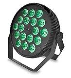 Audibax Dallas 180 Mk2 LED-Scheinwerfer, RGBW, 18 x 10 W, 4 in 1