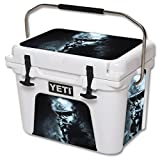 MightySkins Protective Vinyl Skin Decal for YETI Roadie 20 qt Cooler wrap cover sticker skins Target Marked