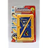 Laxmi Collection (pack Of 6) Pool Game For Kids,return Gifts For Kids Birthday Party (for More Gifts Search For Laxmi Collection)