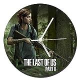 The Last of Us Part 2 Ellie B Orologio da Parete Wall Clock 20cm