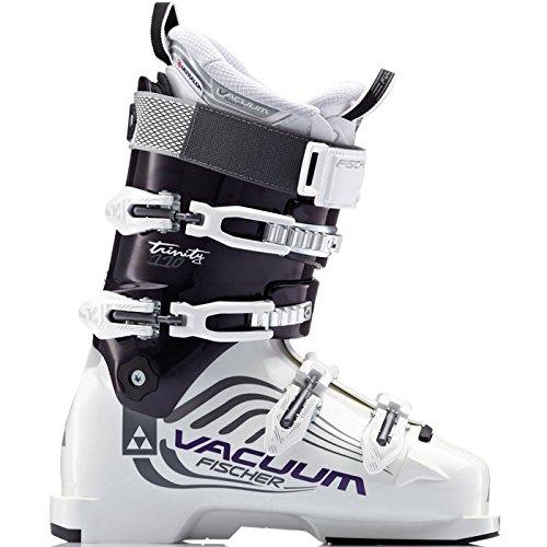 Fischer Damen Skischuh Soma Vacuum Trinity 110 weiss (100) 25,5 (Skischuhe Damen 100)