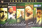 Naseeruddin Shah (Set of 5 DVDs)