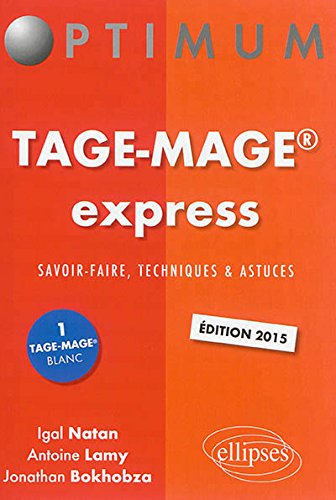 TAGE-MAGE® Express Édition 2015