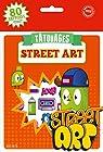 Tatouages street art