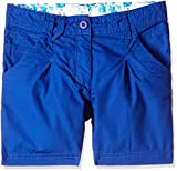 Elle Girls' Shorts (EGST0002_Majestic Bl...