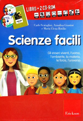 Scienze facili. Kit. Con 2 CD-ROM