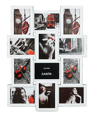 Pêle-Mêle CPC London pour 12 photos 10x15 - Blanc