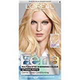 L'Oreal Feria Multi-Faceted Shimmering Colour 100 Pure Diamond - Very Light Natural Blonde (Haarfarbe)