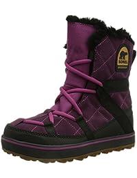 Sorel Glacy Explorer - Botas de cuero para mujer