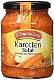 Produkt-Bild: Hengstenberg Karotten Salat mit Apfelstückchen, 6er Pack (6 x 330 g)