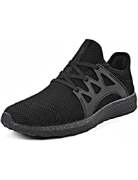 QANSI Mens Trainers Athletic Walking Running Gym Shoes Sporting Shoe