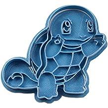Cuticuter Pokémon Squirtle Cortador de Galletas, Azul, ...