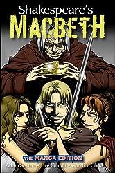 Shakespeare's Macbeth: The Manga Edition (Wileys Manga Shakespeare) by William Shakespeare (2008-02-08)