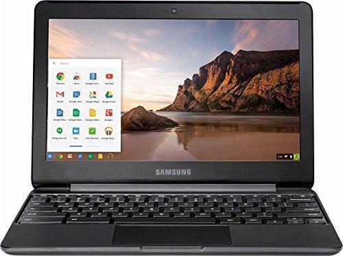 Samsung Chromebook 3 11.6 HD Flagship Ultrabook Laptop PC | Intel Core Celeron N3060 | 4GB RAM | 32GB