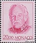 Gebiet: Monaco, Ausgabeanlass: 1991 Freimarke: Fürst Rainier III., Titel: 2019 (kompl.Ausg.), Jahrgang: 1991,