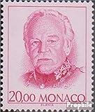 Monaco 2019 (complète.Edition.) 1991 Timbre-Poste: Prince Rainier III. (Timbres pour Les collectionneurs)