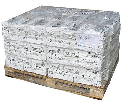 Water Softener Salt-Harvey's Block Salt 138 packs (1 pallet), 256