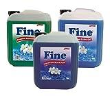 Flüssigwaschmittel,Power Gel, Premium,Black,Universal,Color, Gel, 15 Liter