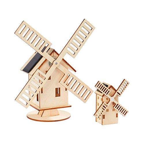Kit solaire SOL EXPERT mini moulin à vent solaire