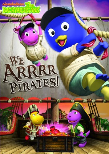 Backyardigans: We Arrrr Pirates by LaShawn Jefferies - Backyardigans Dvd