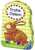 Frohe Ostern: 10 Mini-Bilderbücher