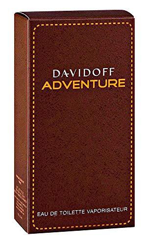 Davidoff Adventure homme/men, Eau de Toilette, Vaporisateur/Spray, 1er Pack (1 x 100 ml)