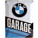 Nostalgic-Art 23211BMW de garage Plaque en métal 30x 40cm