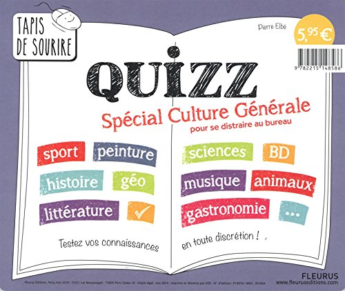Quizz spécial culture générale pour se distraire au bureau : Testez vos connaissances en toute discrétion !