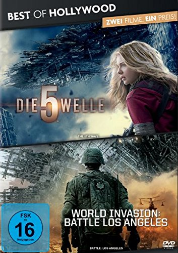 Best of Hollywood - Die 5. Welle / World Invasion: Battle Los Angeles [2 DVDs]
