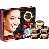 Vaadi Herbals Skin Polishing Diamond Facial Kit, 270g