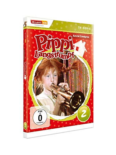 Pippi Langstrumpf - TV-Serie, DVD 2: Alle Infos bei Amazon