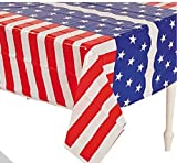 Patriotic Flag Table Covers Set of 3 - R...
