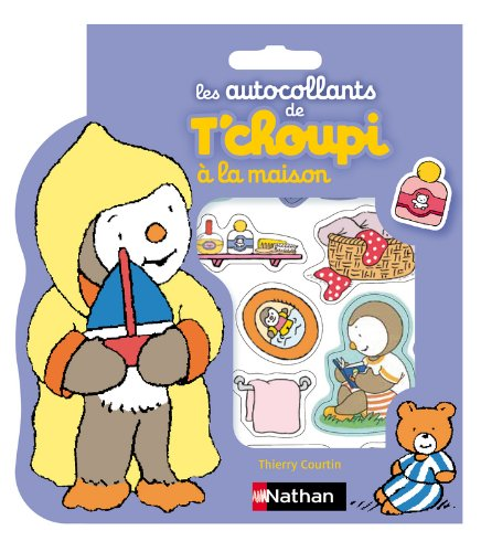 Les autocollants de T'Choupi