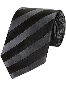 Krawatte von Fabio Farini in schwarz