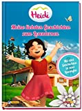 Heidi: Mein liebsten Geschichten zum Lesenlernen: Mit drei Geschichten in zwei Lesestufen