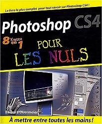 Photoshop CS4 8 en 1 pour les nuls