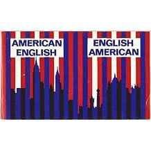 American-English, English-American Phrase Book